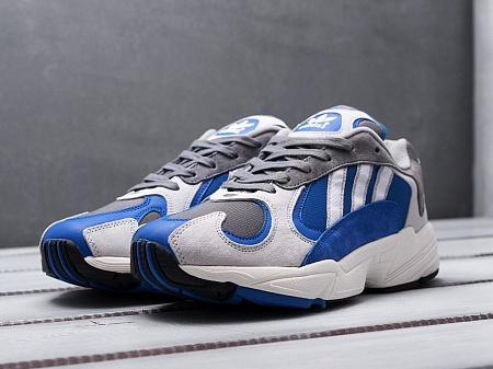 Кроссовки Adidas Originals Yung 1 (разноцветный) - изображение №2