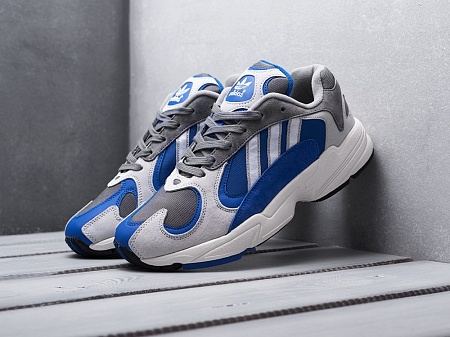 Кроссовки Adidas Originals Yung 1 (разноцветный) - изображение №1